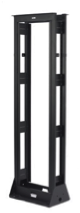 Two Post Rack & Enclosure